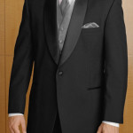 Austin Reed Black Tie Suits