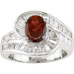 Jewellery Buyers Guide to Garnet Rings
