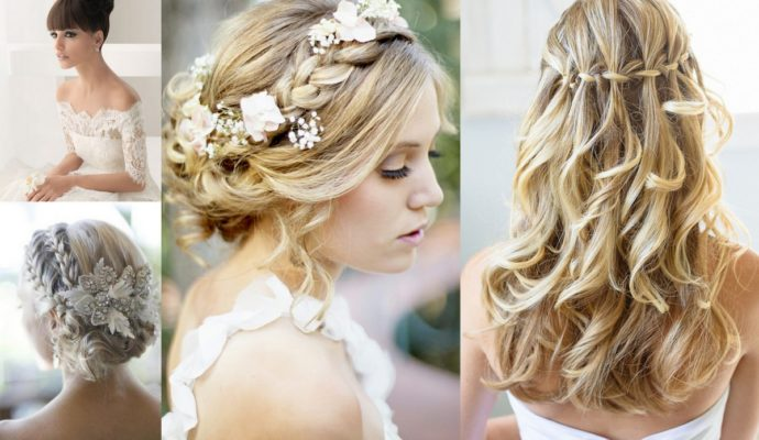 Hairstyle For Your Wedding