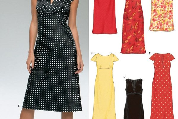 Sewing Patterns for Women's Dresses
